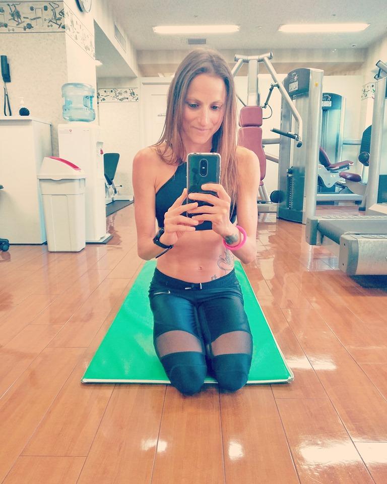 Sara Dossena, la maratoneta accusata di essere anoressica 1