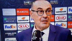 """Sarri: """"I napoletani sanno che ho scelto il Chelsea per non tradirli. Ora la Juve..."""""""