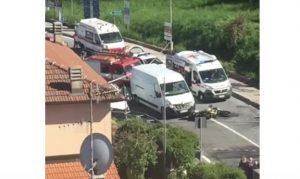 Millesimo (Savona), incidente sulla provinciale: morto un motociclista