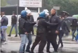 Coppa Italia, tifosi Lazio Sinisa Mihajlovic
