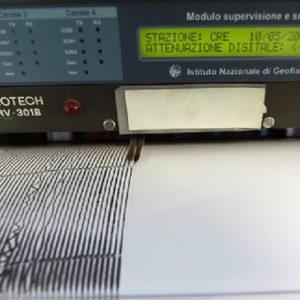 Terremoto Emilia: scossa magnitudo 3.4 a Tizzano Val Parma