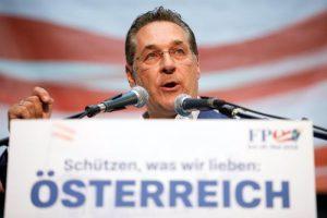 Austria, vicepremier Strache: quelli del prima noi! Noi chi?