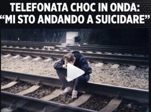 """Telefona in diretta a Radio Globo: """"Sto per buttarmi sotto la metro. Mi sono indebitato per curare mia figlia"""""""