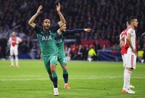 Tottenham in finale di Champions, da 0-2 a 3-2: decisivo Lucas Moura al 95'
