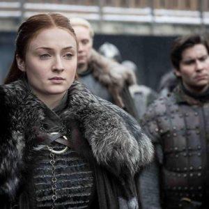 Game of Thrones, ultima puntata... con errore. Nella scena spunta una bottiglietta d'acqua (foto Ansa)