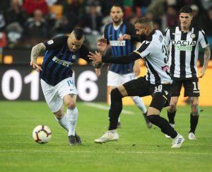 Inter, solo 0-0 a Udine. Adesso le rivali Champions potrebbero avvicinarsi