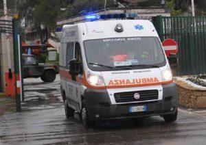 Treviso, urta un'auto e cade con la sua moto: muore 38enne (foto d'archivio Ansa)
