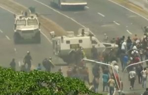venezuela blindati