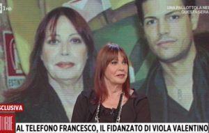 """Viola Valentino difende l'ex marito Riccardo Fogli: """"A Domenica In..."""""""
