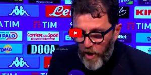 """Cagliari, Carli: """"Siamo inca..ati neri. Var barzelletta. Al Napoli non avrebbero dato un rigore contro così..."""""""