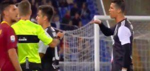 """Cristiano Ronaldo fa il bullo con Florenzi: """"Sei troppo basso per parlare..."""""""
