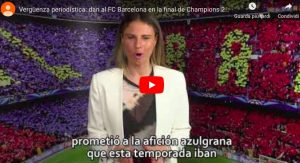 "Gaffe della tv catalana Sport: ""Barcellona in finale, Liverpool eliminato"". VIDEO"