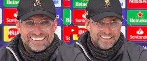"""Liverpool, Klopp svela segreto: """"Ecco cosa ho detto ai calciatori prima della partita..."""""""