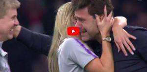 Pochettino in lacrime, il Tottenham è in finale con gol qualificazione al 95'