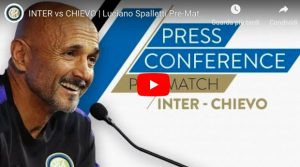 "Spalletti: ""Conte-Inter? Se lo dicono i giornali..."". Video con la conferenza stampa"