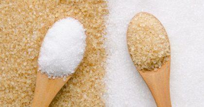 Zucchero di canna fa più dieta di quello bianco? E' una mezza bufala