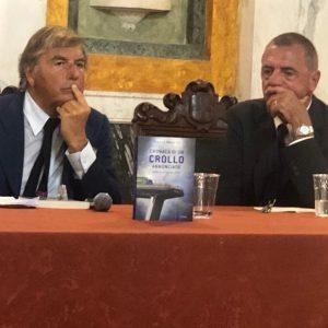 Genova, ponte Morandi, come è nato il libro di Manzitti, Donelli racconta