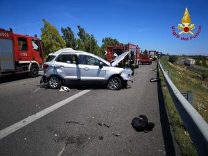 a19 incidente