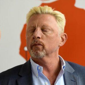 Boris Becker mette all'asta cimeli e trofei per pagare i debiti