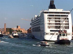venezia navi crociera
