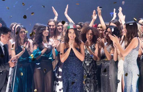 Adele Sammartino è Miss Mondo Italia 2019: psicologa, 23 anni, abita a Pompei