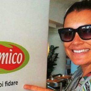 """Alena Seredova, post ironico su Instagram: """"D'Amico, ti puoi fidare"""""""