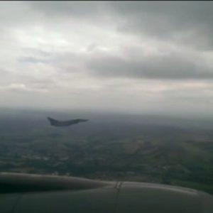 Londra, allarme bomba: atterraggio d'emergenza per aereo in volo tra Mumbai e Newark (foto d'archivio Ansa)