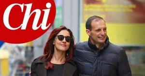 Massimiliano Allegri e Ambra Angiolini presto sposi?
