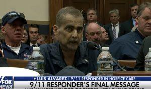 Luis Alvarez, poliziotto eroe dell'11 settembre morto a 53 anni