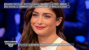"""Pomeriggio 5, Ambra Lombardo: """"La prima notte con Kikò Nalli? Abbiamo..."""""""