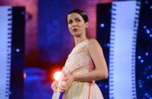 Andrea Delogu a Belve: Mio marito Francesco Montanari mi ha tradito