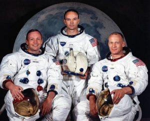 Apollo 11, manuale di bordo asta New York: usato da Armstrong e Aldrin