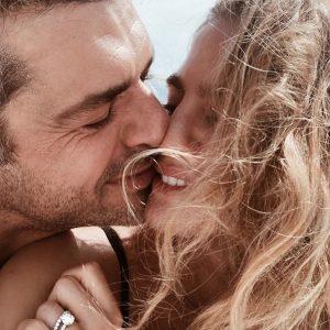 Luca Argentero e Cristina Marino verso le nozze? Il dettaglio che non scatena i sospetti