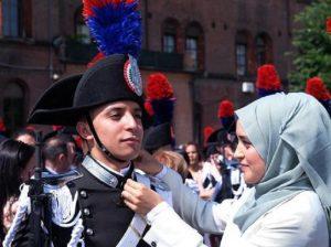 """Badar, il primo carabiniere musulmano: """"Nell'Arma per combattere il terrorismo"""""""