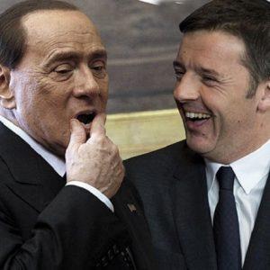 Forza Italia è già morta e ancora non lo sa. E Renzi insegue il fantasma di Monti...