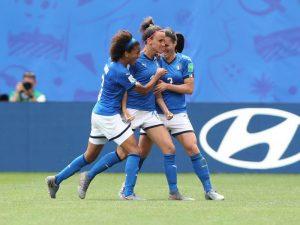 Mondiali Femminili Francia campione. No, gli Usa. Forse Germania. L'italia? Nessuno la calcola(va)
