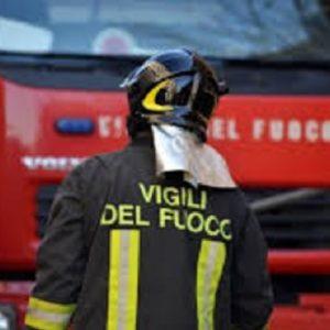 Brescia, incendio all'Alfa Acciai. Residenti invitati a chiudere le finestre (foto d'archivio Ansa)