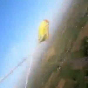 campovolo paracadute