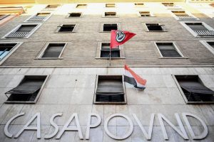 """CasaPound: palazzo occupato danno da 4,6 mln di euro. Corte dei Conti: """"Dirigenti inerti, esproprio intollerabile"""""""