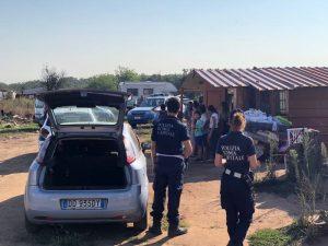 Campo nomadi Castel Romano: serbo di 63 anni aveva 166 auto intestate