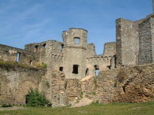 Il principe Giorgio Federico Hohenzollern di Prussia perde il castello
