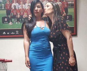 """Sara Tommasi incinta e la sua manager Debora Cattoni, Dagospia: """"Questa storia puzza di caltagironata"""""""