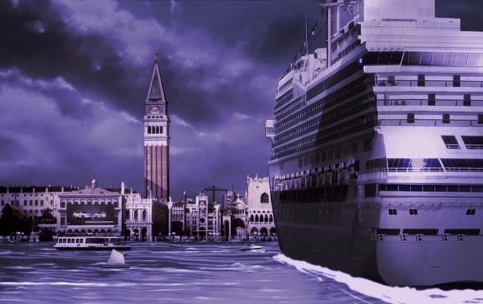 nave giudecca venezia