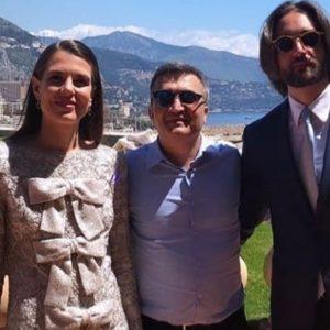 Charlotte Casiraghi e Dimitri Rassam sposi a Montecarlo