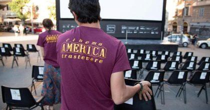Cinema America, aggredita anche la ex del leader Valerio Carocci: gli squadristi sfidano anche lo Stato