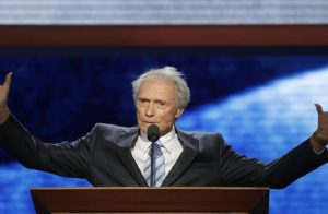 Clint Eastwood girerà il suo nuovo film su Richard Jewell nella Georgia boicottata da Hollywood (foto Ansa)