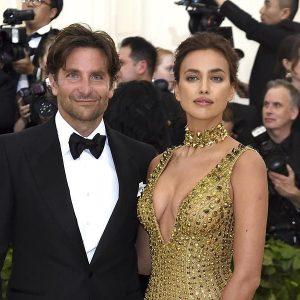 """""""Irina Shayk ha lasciato la casa di Bradley Cooper con la loro figlia"""": il Sun dà per certa la rottura"""