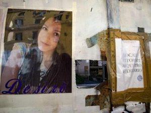 Desirée Mariottini, chiuse le indagini: verso il processo per omicidio per i quattro indagati