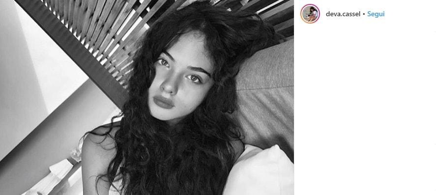 Deva Cassel si rivede: una (rara) FOTO della figlia 14enne di Monica Bellucci23