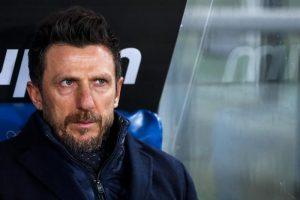 Eusebio Di Francesco nuovo allenatore della Sampdoria, è ufficiale